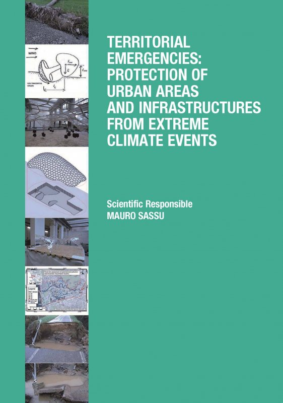 Territorial emergencies: protection of urban areas and infrastructures from extreme climate events