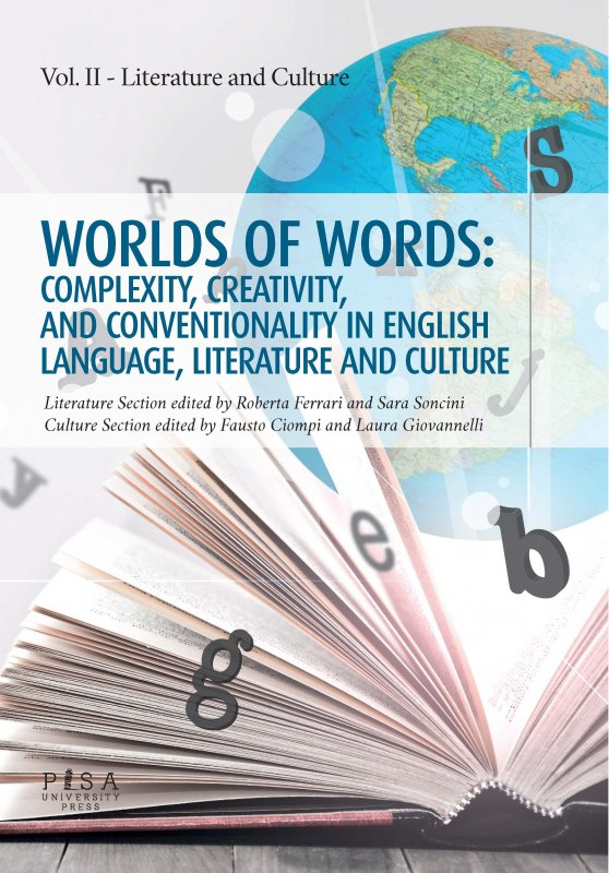 Worlds of words: complexity, creativity and conventionality in English language, literature and culture