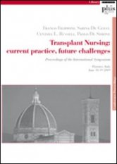 Transplant Nursing: current practice, future challenges