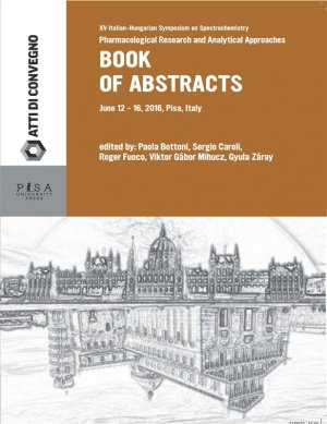Book of abstracts XV italian-Hungarian Symposium on spectrochemistry
