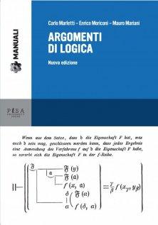 Argomenti di logica- nuova edizione