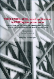 Steel-Earth: Steel based applications in Earthquake-prone areas