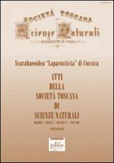Scarabaeoidea «Laparosticta» di Corsica